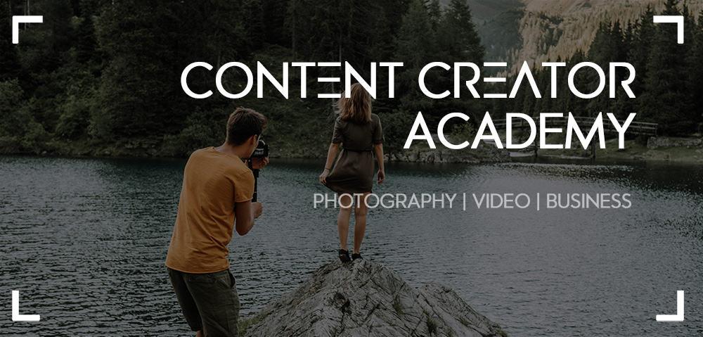 Content Creator Academy